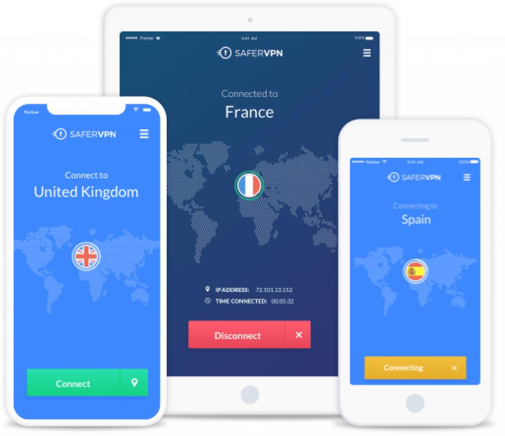 app mobile safervpn