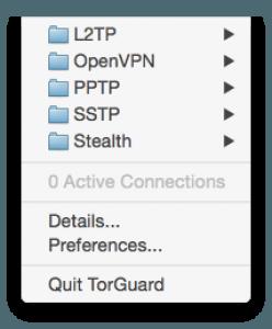 Logiciel vpn Viscosity du fournisseur de vpn Torguard