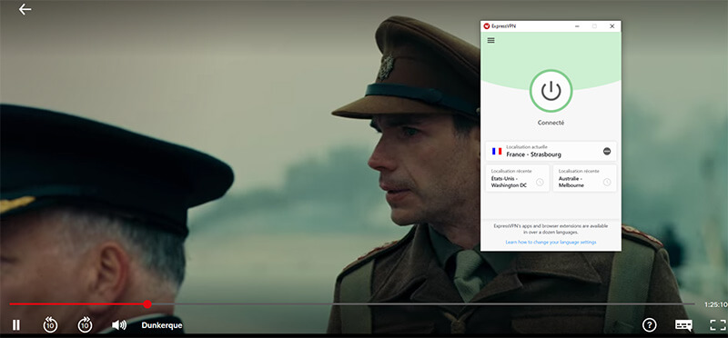 Débloquer Netflix France