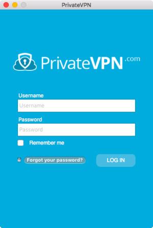 iOS PrivateVPN