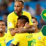 Brésil Mexique Coupe du Monde