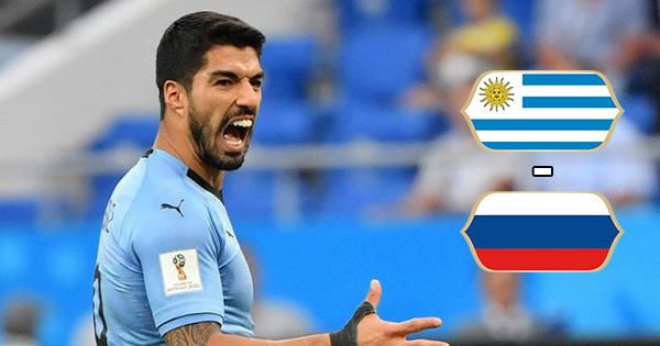 Uruguay Russie Coupe du Monde