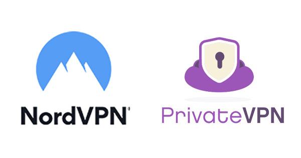 NordVPN ou PrivateVPN