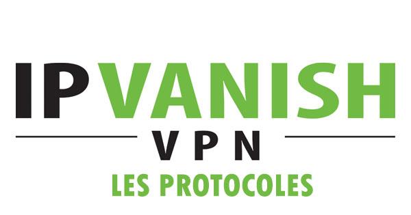 protocoles IPVanish