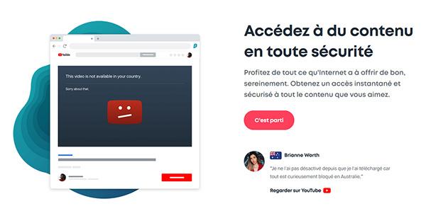 VPN Belgique Surfshark