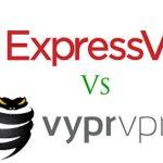 ExpressVPN ou VyprVPN