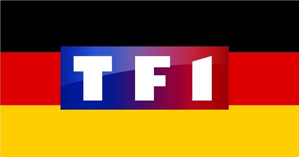 tf1 en allemagne