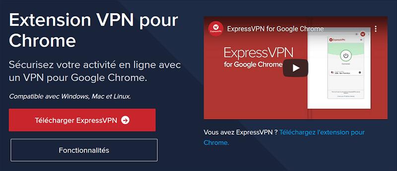 VPN Chrome ExpressVPN