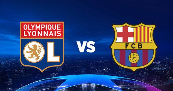 Lyon Barcelone en streaming