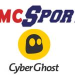 rmc sport avec cyberghost