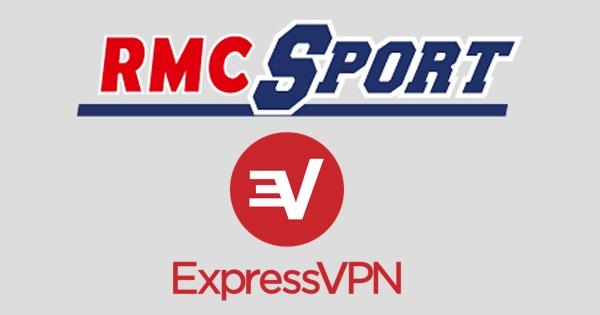 rmc sport avec expressvpn