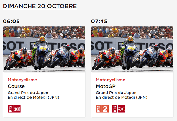 GP Japon MotoGP RTS