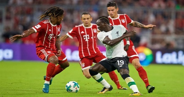 bayern munich liverpool en streaming