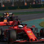 Grand Prix Chine F1