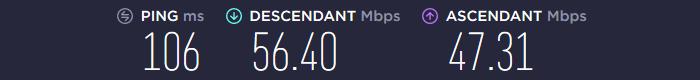 Vitesse Mullvad VPN US