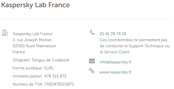 support kaspersky vpn