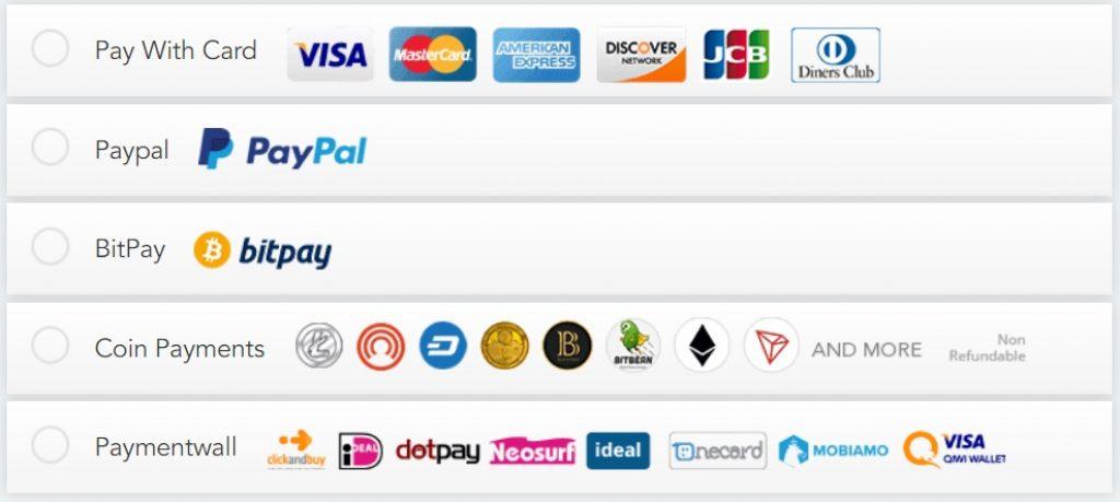 paiements avis ivacy vpn