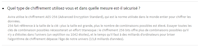 securite avira phantom vpn