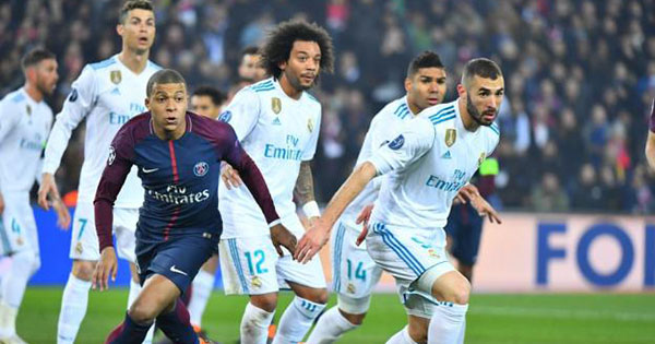 Paris Real Madrid en streaming