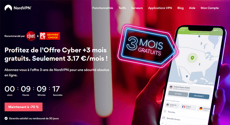 Cyber Month NordVPN