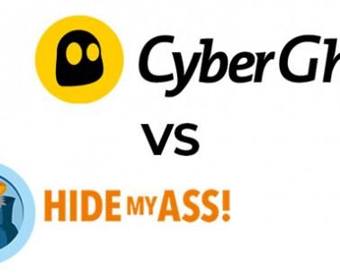 CyberGhost ou HideMyAss: quel VPN choisir et pourquoi?