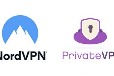 NordVPN ou PrivateVPN: quel VPN choisir et pourquoi?