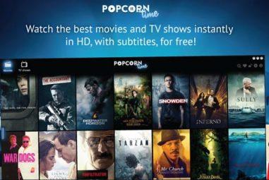 Faut-il encore utiliser un VPN pour Popcorn Time?