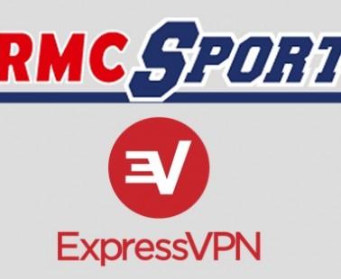 RMC Sport avec ExpressVPN : permet-il l'accès à la chaîne ?
