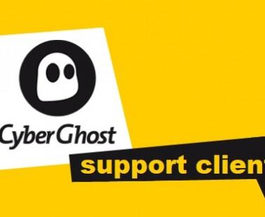 Le support client de CyberGhost : est-ce un bon point ?