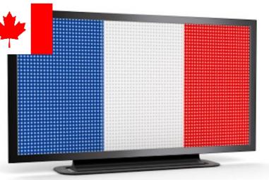 Regarder la télévision française au Canada : conseils et astuce