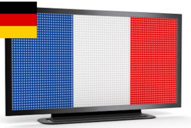 Regarder la télévision française en Allemagne : conseils et astuce