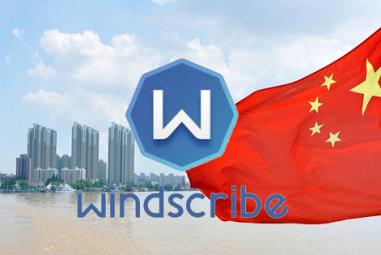 Windscribe en Chine : le fournisseur fonctionne-t-il toujours dans ce pays ?